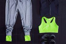 Training clothes
