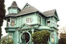 Victorian & Antique Houses