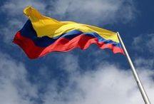 I ♥ COLOMBIA / by SOPHIA LORENA