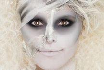 Halloween / Maskers- en grimevoorbeelden
