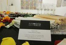 """Eventos y Momentos """"Artemisia"""" / Artemisia ACTIVA: inauguraciones, teatro, conciertos, cenas de arte y mucho más!"""