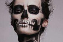 Halloween make up / Make up