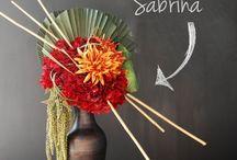 Floral designs DIY