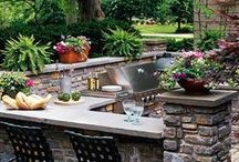 Outdoorsy / Sunshine, Gardening, Landscaping, Outdoor Kitchens and everything we love about the Great Outdoors