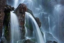WATERFALLS!!! NUFF SAID! / Is there anything more beautiful than waterfalls?