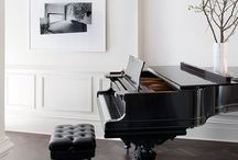 Charming spaces / Rooms and spaces to inspire