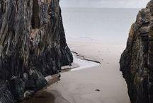 Coastal dreams / Lakes, oceans, sail boats, beaches, Malibu, The Hampton's, Cornwall, Devon
