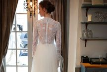 Wedding Dress Dreams / Lace and charming feminine silhouettes make up the perfect dreamy wedding dress.
