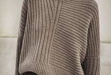 For The Love of Knitwear / Cozy, sexy, cool, cropped, oversize. All things #Knitwear