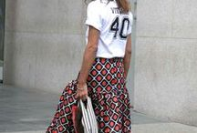 fashion I mix / mix it I stilmix stilbruch mustermix I street style outfit