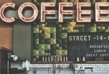 Кафе. Ресторан.