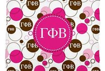 Gamma Phi Beta / by Susan Lupo