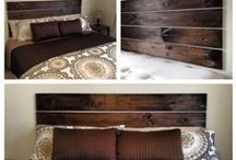 DIY Pallets & Wood projects / by Shelby Markus