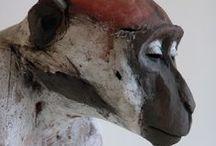 Animaux d'Art  {Animals of Art} / by Jules Du Jour