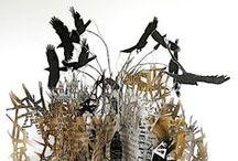 Beaux-Arts - Les Beautiful Birds / by Jules Du Jour
