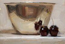 Peinture - Nature Morte {Still Life Painting} / by Jules Du Jour