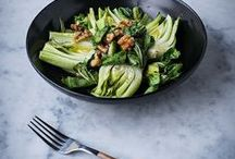Food: Paleo side dishes / by Shelby Markus