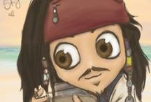 The Immortal Captain Jack Sparrow / And that was all without even a single drop of rum