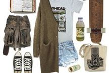 Outfits/Combinations