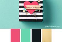 Design Inspiration / Web design, moodboards, color palette, graphics,