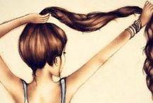 hair care / by shaz metcalfe
