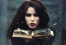 Mood: Enchantments / Boho, creepy, and witchy vibes