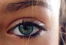 Eyes / My addiction to beauiful eyes. Sometimes, eyes see more than you can think of