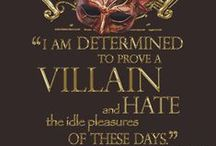 I Am Determined to Prove a Villain