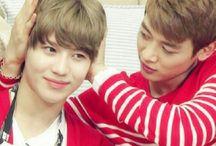 2min♡(δ³δ)♡(ㅍ_ㅍ) / SHINee♡(ㅍ_ㅍ)♡(δvδ)♡2min is my OTP.....