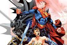DC Comics / by Christian Alejandro