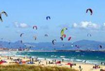 Planes en Tarifa / Tarifa es un sitio mágico con muchas cosas que hacer y donde disfrutar de unos dias de relax, de marcha con tus amigos o de aventuras!