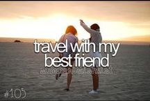 Bucket List / Yeah.. what can I say about it. It's just a buck list you know.. :')