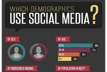 Infographics / Everyone loves stats, info and graphics... why not cram them together? / by RGB Social