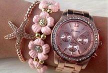 Accessories: Bracelets & Watches
