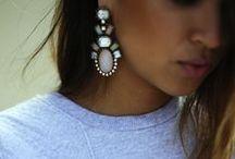 Accessories: Earrings & Rings