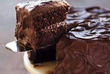 DESSERT/CAKE/ICE CREAM / Rien que de la gourmandise / by Rokaya