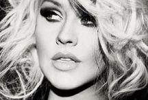 Christina Aguilera / She's a big example to me