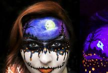 Halloween / Inspiration board for Halloween makeup looks, costumes, and concepts!
