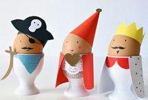 Easter for Kids / easter arts & crafts for toddlers, easter activities for kids, easter food for toddlers