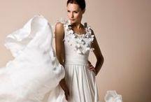 Wedding dresses / Wedding dresses from Ramune Piekautaite collections.