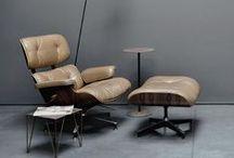 Iconic Design / Modern classics in design and architecture.
