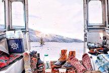 Camping in all Seasons