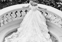 Our clients / Wedding dresses for our individual clients.