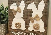 Easter Ideas/ Πασχαλινά / Easter crafts and ideas / school activities