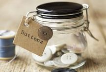 Buttons / by Lia Batenburg