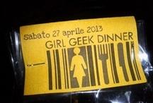 #GGDToscana6 / La Girl Geek Dinner del 27 Aprile 2013 con invasione digitale al Museo di Palazzo Pretorio e al Museo del Tessuto di Prato, in collaborazione con Flod, VisitPrato ed IgersPrato.