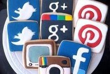 Social Media / Interact,create, share,exchange information and ideas.