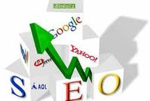 Search engine optimization /  Process of improving the organic ranking of a website with leading search engines