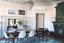 DINING ROOM - BLOG / Dining rooms full of style for the best dinner party.