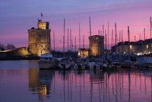 La Rochelle (Charente-Maritime) - région Poitou-Charentes / by Marie Cagnet